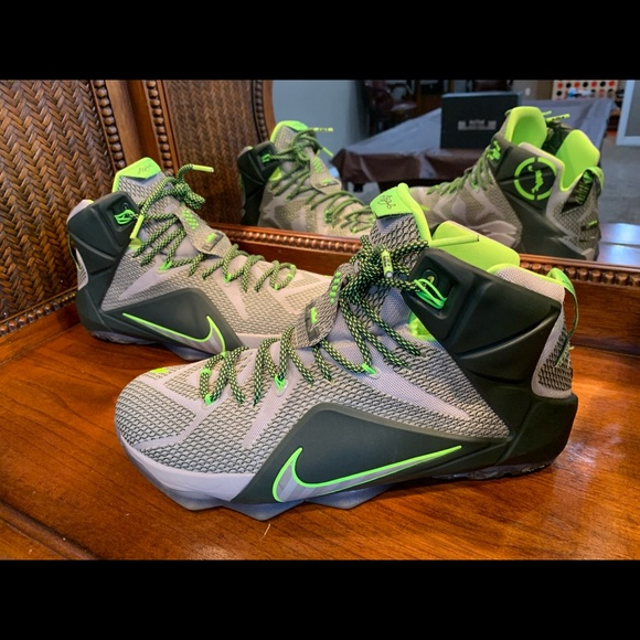 "separation shoes 7053a 67f90 Nike LeBron XII ""Dunk Force"" ""Dunkman"" LeBron 12"